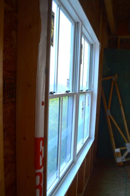 pella black doors and windows installed5