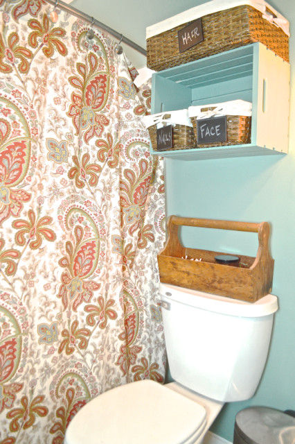 Bathroom Update In Modern Mint Behr Color Trends Giveaway