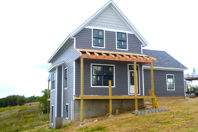 Siding progress and thoughts on engineered wood siding Engineered wood siding colors