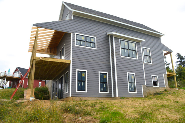Siding Progress And Thoughts On Engineered Wood Siding