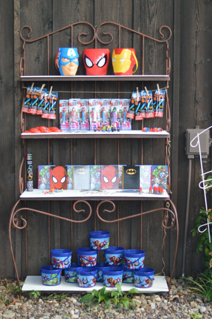 Superhero Halloween Party Avengers for Kids01