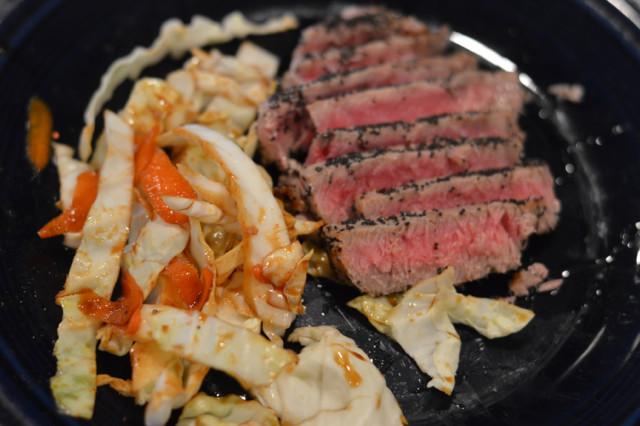 ahi tuna steak sesame2