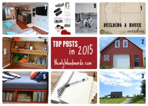 Top NewlyWoodwards posts of 2015