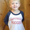 Professional Hugger DIY shirt2