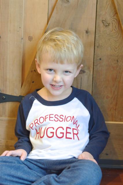 Professional Hugger DIY shirt3