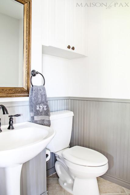 Gray-Wainscoting-toilet