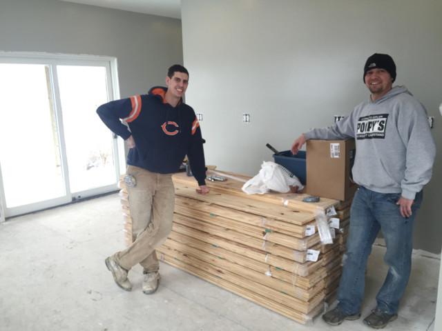 Installing Wide Plank Pine Flooring Newlywoodwards