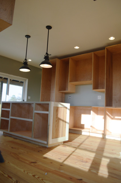 kitchen cabinet boxes installed2
