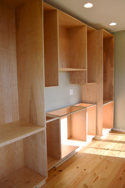 kitchen cabinet boxes installed4