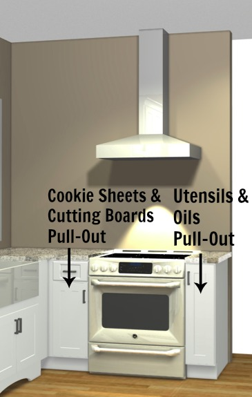 oven wall