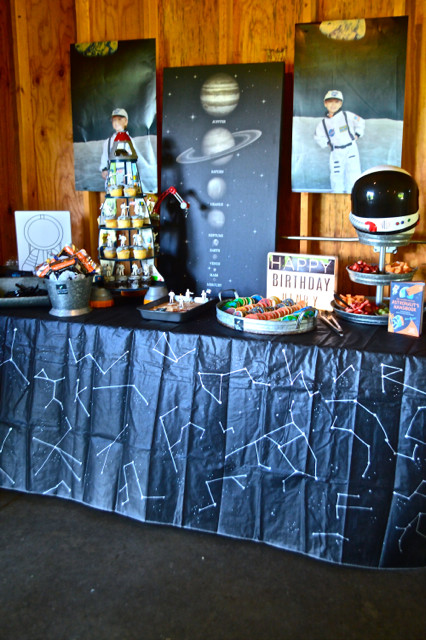 Space Birthday Party12