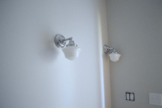 chrome schoolhouse sconces1