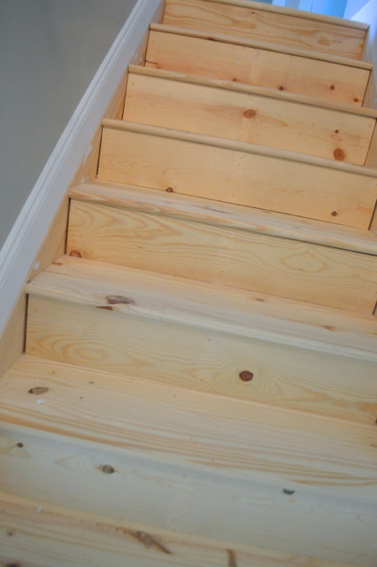 Trim in a home isn't something you think much about until you have to think about it. There are so many farmhouse trim choices, from stairs to doors, to floors and walls. I'm sharing our picks and all the juicy details of installation.