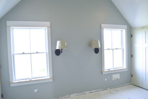 Sconce light fixture tour (bathrooms and bedroom)