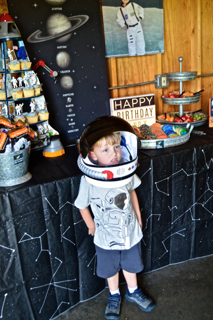 Space Birthday Party26