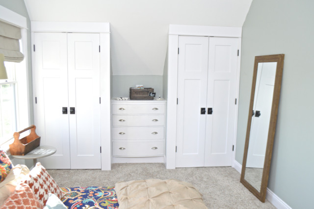 bedroom closets with schlage locks1