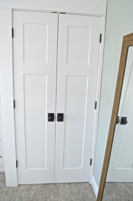 bedroom closets with schlage locks2