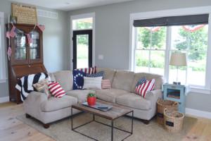 More Americana home decor