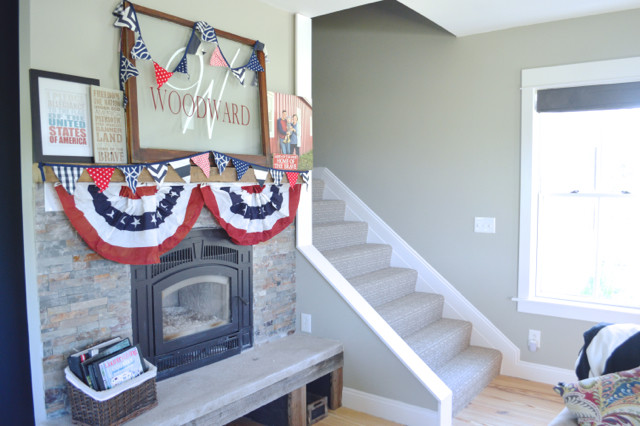 patriotic mantel2
