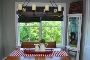 Window coverings on a budget