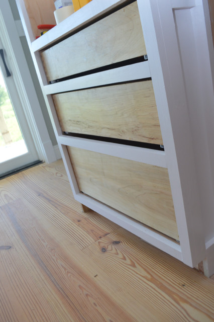 drawers installed in custom cabinets5