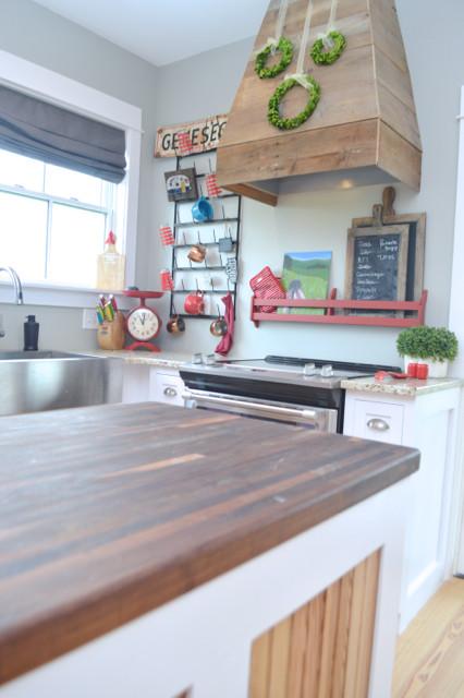 White kitchen cabinets design 05