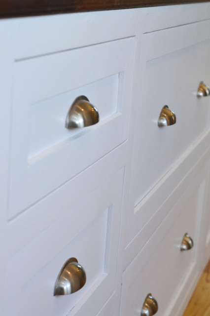 brushed nickel cabinet hardware pulls and latches4