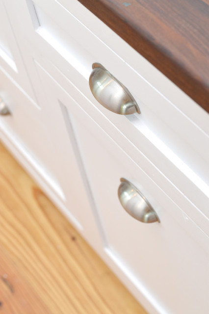 brushed nickel cabinet hardware pulls and latches6
