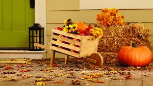 Make a Rustic Wheelbarrow with Home Depot's DIHWorkshop