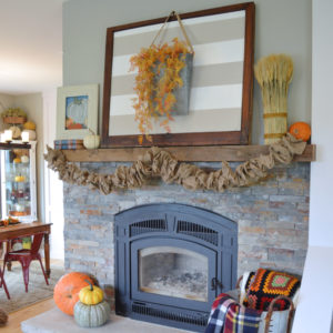 Our fall home tour