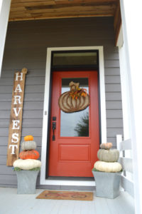 Quick porch updates for fall