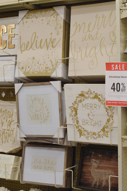 Trend hobby lobby holiday preview