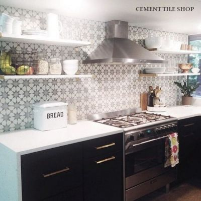 Cement Tile Shop Tile - NewlyWoodwards