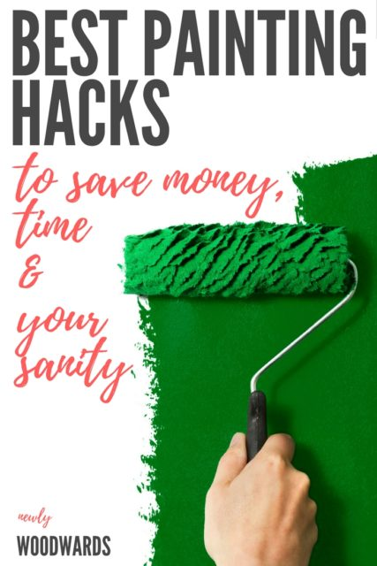 Best painting hacks to save time, money and your sanity.