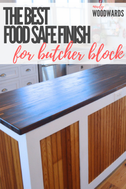 Choose the best food safe wood finish for butcher block  Pure tung oil is  easy. Our favorite food safe wood finish  How to finish butcher block