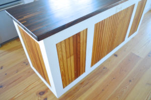 Our favorite food safe wood finish (How to finish butcher block counters)
