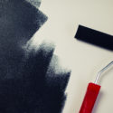 Top paint tip: Roll your paint in a W