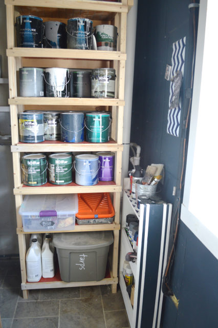DIY paint storage from scraps3