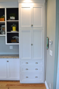 A peek inside our cabinets: How we hide away our most-used small appliances