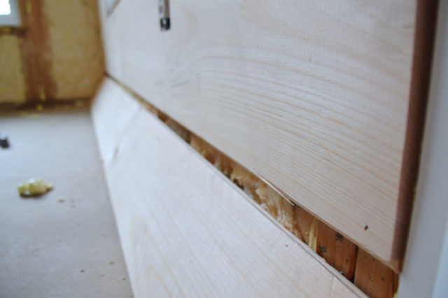 Installing Wood Flooring On Walls Newlywoodwards