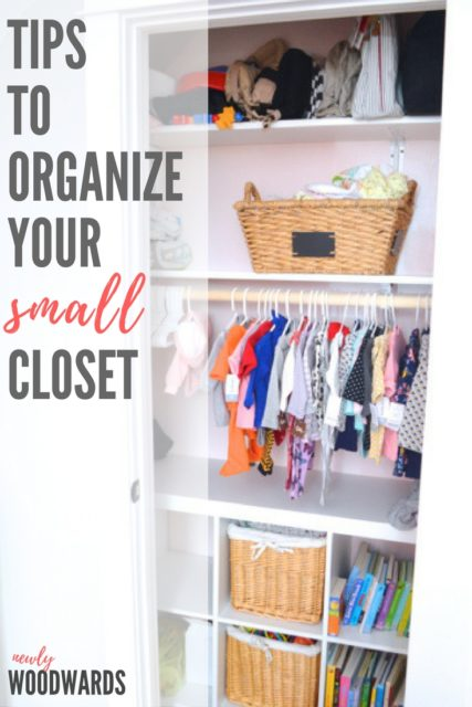 Tiny Closets Seem Impossible To Organize And That S What We Were Dealing With In The