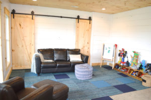 Ideas for a multipurpose room