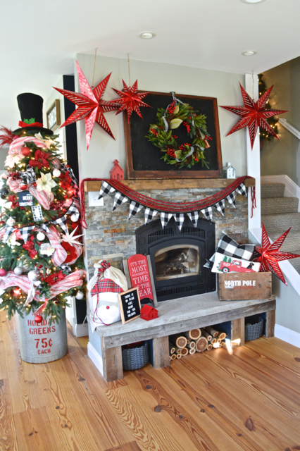 How to decorate a designer tree