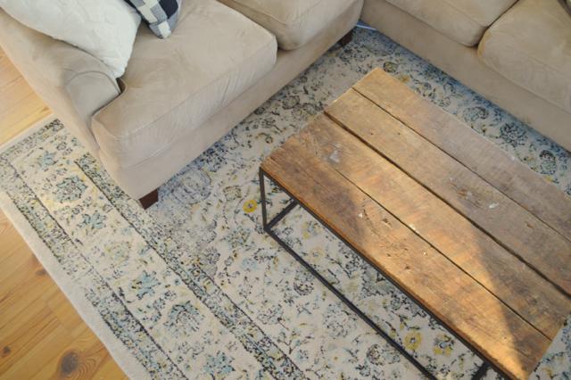 RugsUSA rug - Bosphorus Distressed Persian Rug in Grey